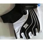 eldiven sedona siyah beyaz X Large