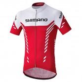 Shimano Jersey Baskı SS Kırmızı XL