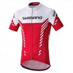 Shimano Jersey Baskı SS Kırmızı L